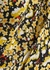 Rhode floral-print silk midi dress - Stine Goya