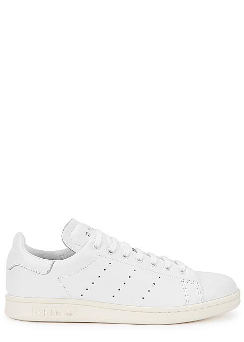 detailed look 04464 332c3 Stan Smith Recon white leather sneakers