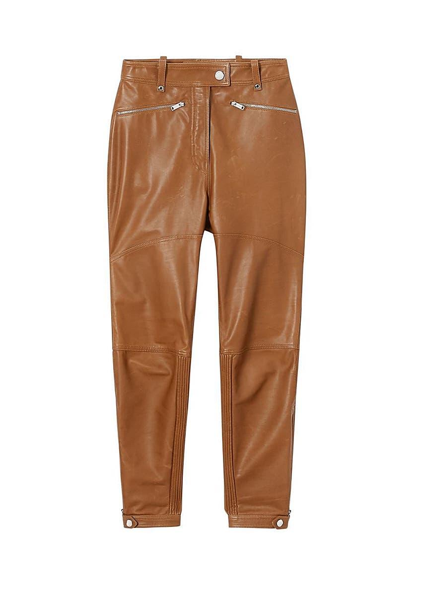 e5d74c1c69 Women's Leather Trousers - Designer Brands - Harvey Nichols