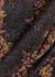 Amber black floral mesh top - Free People