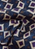 Printed silk-twill pocket square - Eton