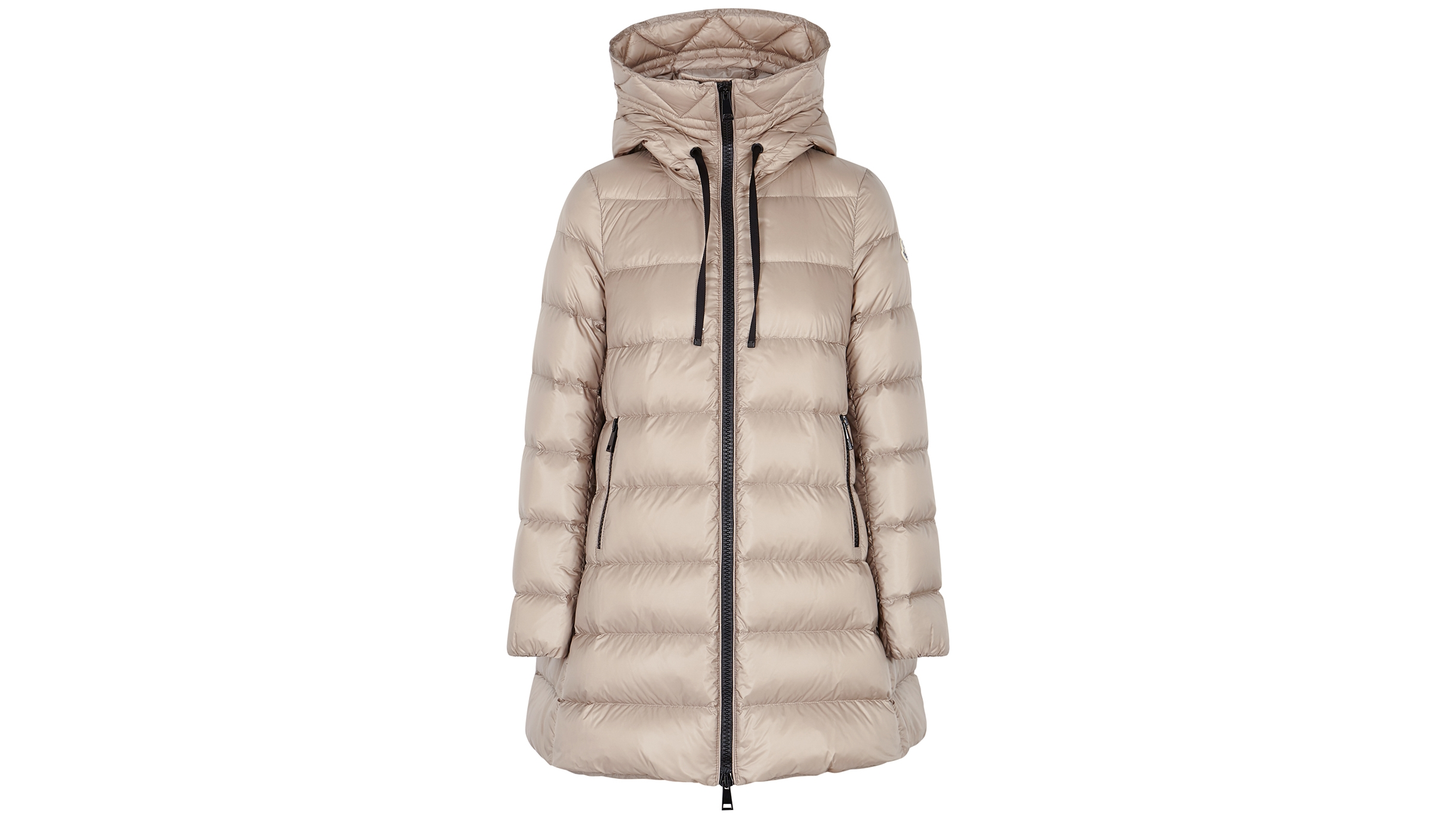 f8179a142 Suyen stone quilted shell coat