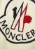 Maglione logo-embroidered wool-blend jumper - Moncler