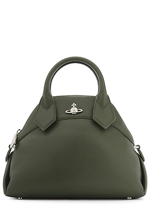 Vivienne Westwood Windsor Small Leather Top Handle Bag