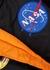 MA1-VF NASA black shell bomber jacket - Alpha Industries