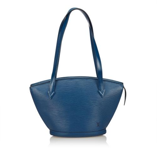 Louis Vuitton Blue Shoulder Bag