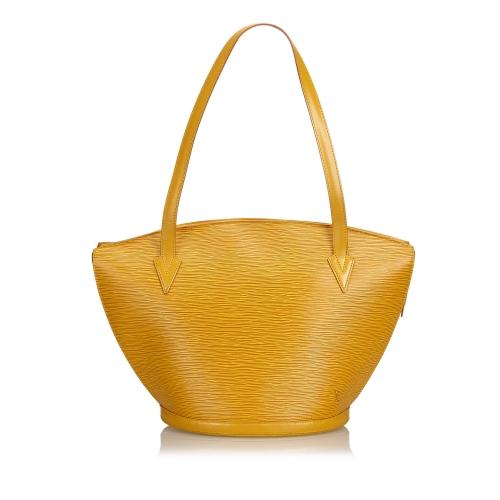 Louis Vuitton Yellow Shoulder Bag