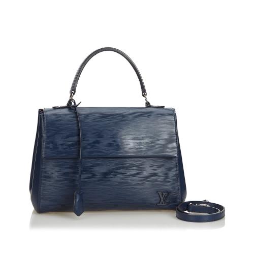 Louis Vuitton Black Satchel
