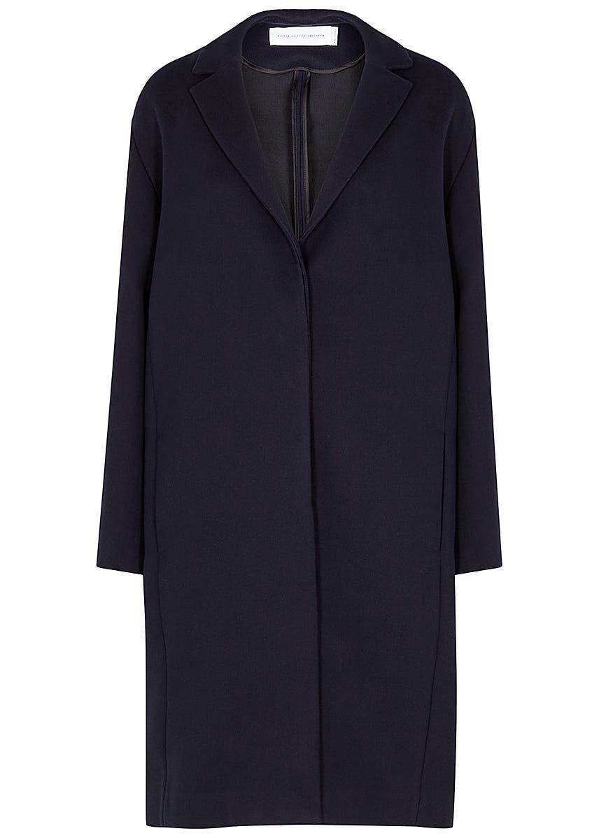 b8db6c202bfa Long Coats for Women - Wool & Cashmere - Harvey Nichols