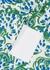 White floral-print shirt - Victoria, Victoria Beckham