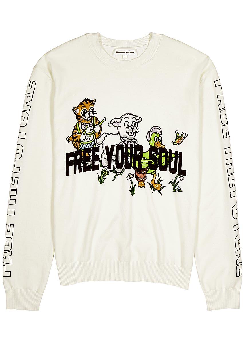 bb4e35b7748b Men's Designer Sweatshirts - Harvey Nichols