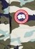 Freestyle camouflage Arctic-Tech shell gilet - Canada Goose