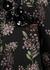 Floral embellished jacquard coat - Giambattista Valli