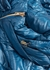 Blue quilted shell gilet - Herno