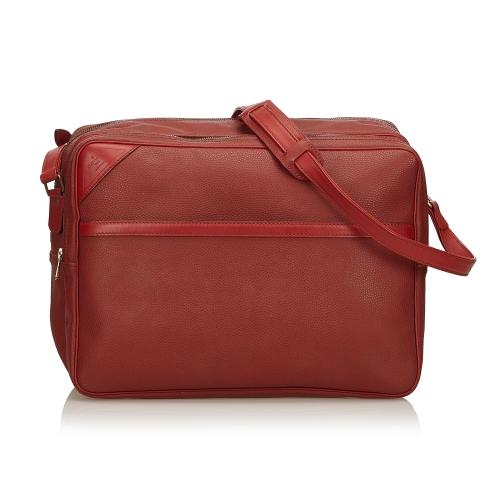 Louis Vuitton Red Shoulder Bag
