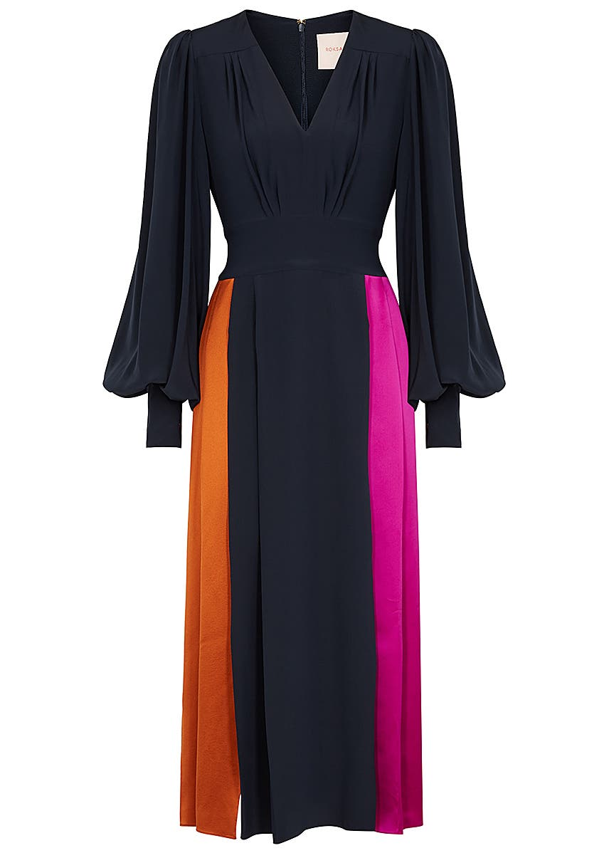 Designer Midi Dresses Mid Length Dresses Harvey Nichols