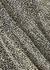 Aubrey leopard-print chiffon mini dress - Velvet by Graham & Spencer