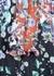 Printed plissé midi dress - Givenchy