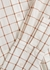 Check-jacquard cotton-blend shirt - Chloé