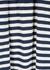 Stripe cotton top - MADS NORGAARD