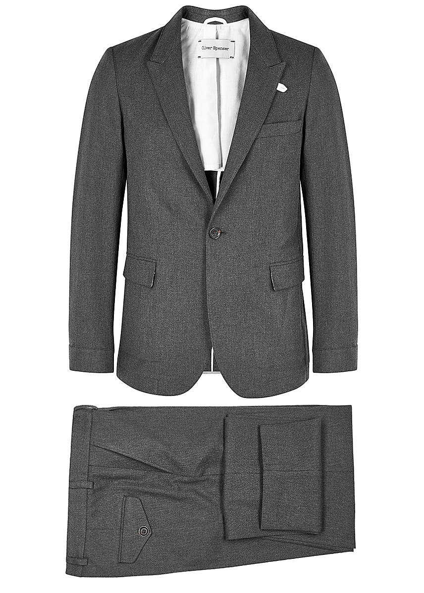 Men's Designer Tailoring - Luxury Tailored Outfits - Harvey Nichols