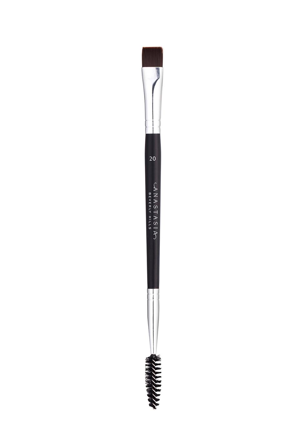 Brush 20 - Dual-Ended Flat Detail Brush