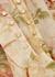 Espionage floral-print linen-blend dress - Zimmermann