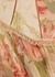 Espionage floral-print silk blouse - Zimmermann