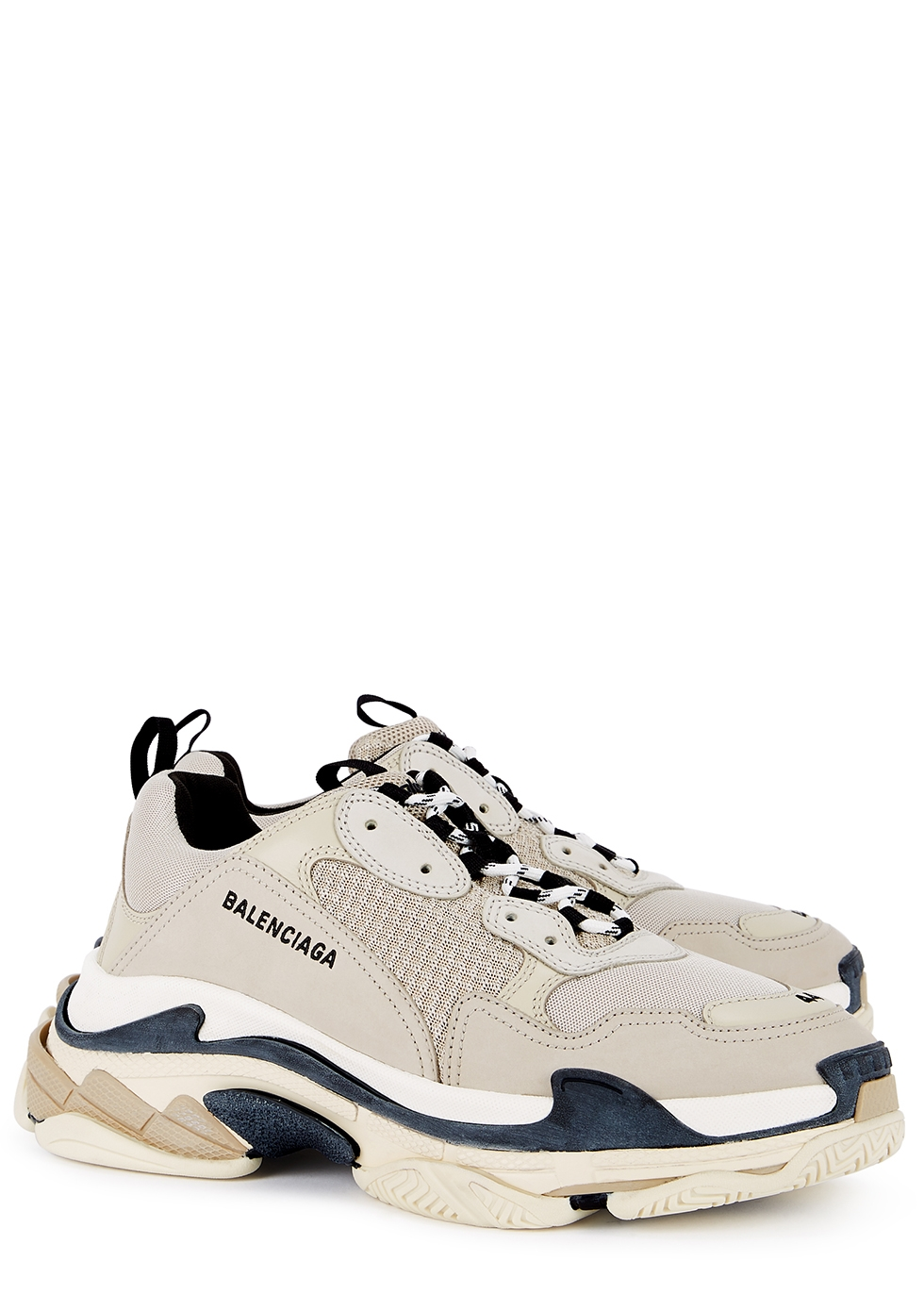 Balenciaga triple s For sale VNDS Worn 3 times Og Depop