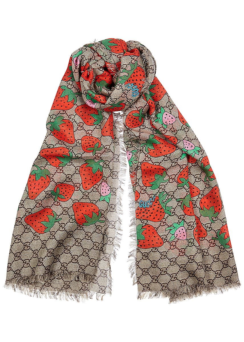 771f55f902f1b Women's Designer Scarves and Accessories - Harvey Nichols