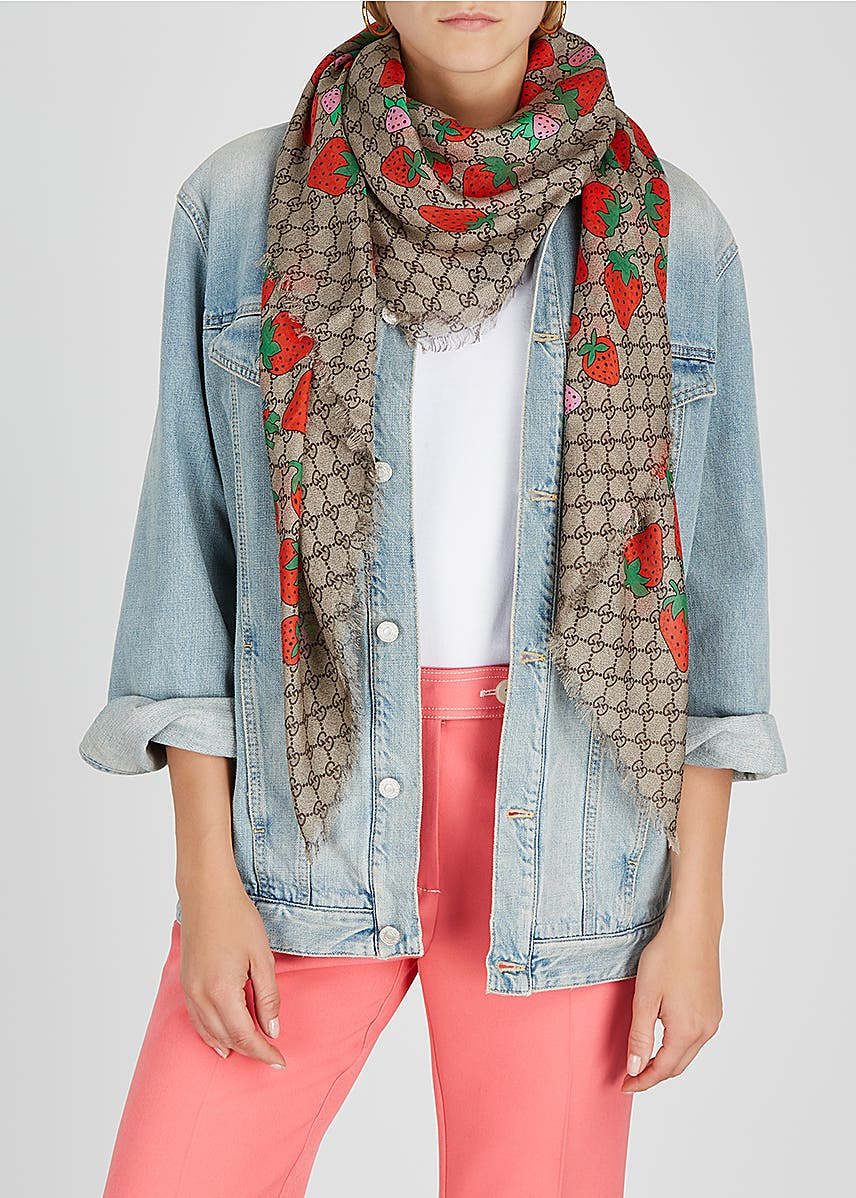 795f0d101 Women's Designer Scarves and Accessories - Harvey Nichols