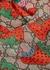 GG strawberry-print scarf - Gucci