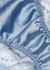 Iris blue lace briefs - Fleur Of England