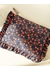 Ruffle clutch made with liberty fabric - Ivy & Oak