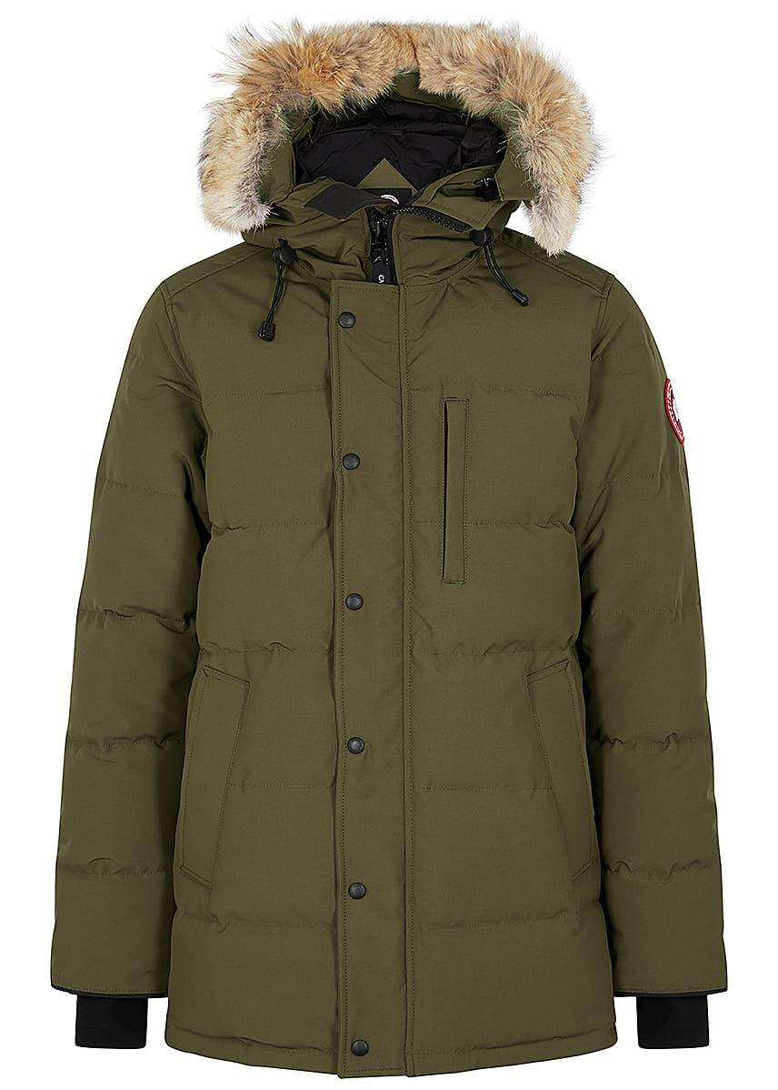 ce0085b3fec Men's Designer Parka Coats - Winter Parkas For Men - Harvey Nichols