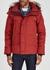 Wyndham fur-trimmed Arctic-Tech jacket - Canada Goose
