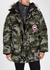 Expedition camouflage-print Arctic-Tech parka - Canada Goose