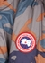 Lodge camouflage-print shell jacket - Canada Goose