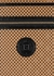 Runaway medium camel leather top handle bag - Fendi