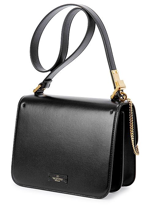 3faa024ac84 VSling black leather shoulder bag