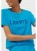 Blue liberte organic jersey t-shirt - Chinti & Parker