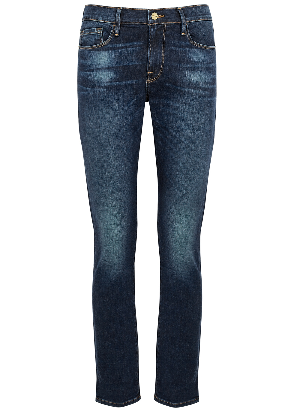 Le Garcon slim-leg jeans