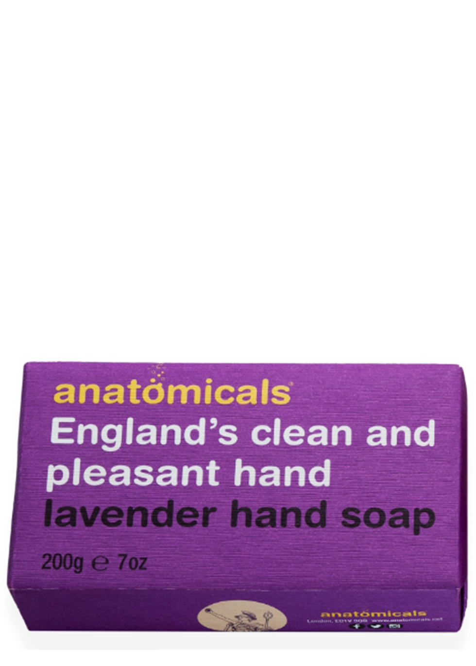 Englands Clean And Pleasant Hand Soap Bar