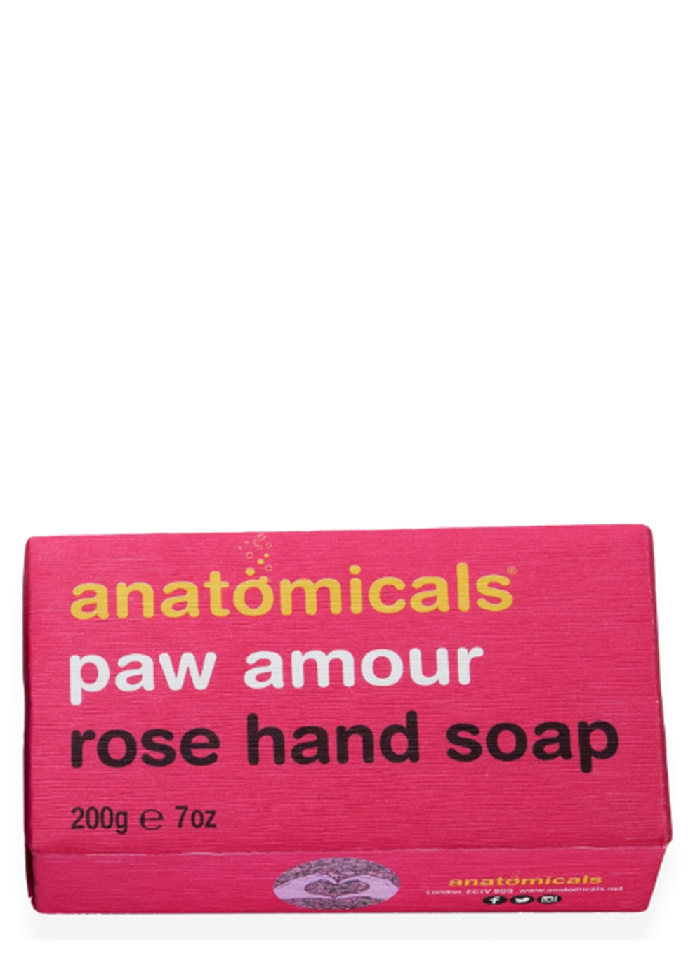 Paw Amour Rose Soap Bar