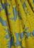 Floral-jacquard jersey maxi dress - Jil Sander