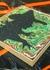 Halloween Witch Milk Chocolate Tile 250g - THE CHOCOLATE LIBERTINE