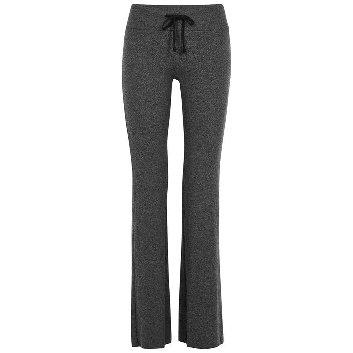 Wildfox Dark Grey MÉlange Sweatpants