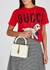 Sylvie 1969 mini Plexiglass top handle bag - Gucci