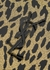 Kate glittered leopard-print wallet-on-chain - Saint Laurent