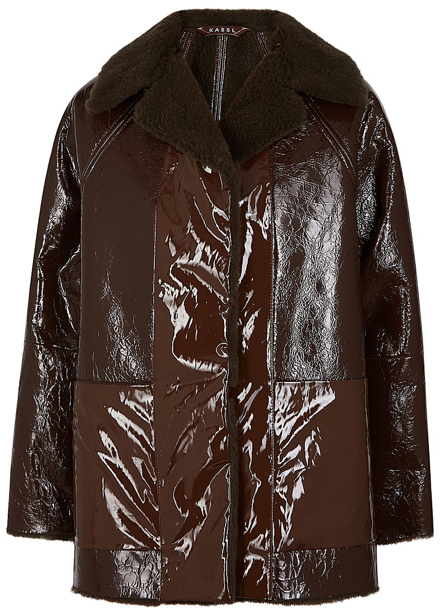 f19bca857 Women's Shearling, Fur & Faux Fur Coats - Harvey Nichols